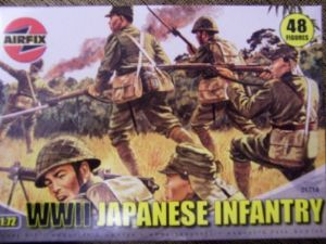 AX01718 Japanese Infantry